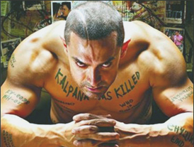 Aamir reveals his 'iron-muscle-secret'