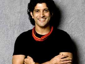 Farhan rocks the small screen now!