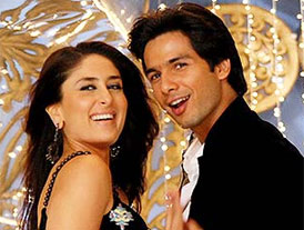 Shahid, Kareena- The future of Bollywood!