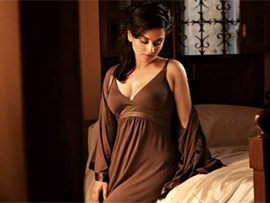 Vidya gets hot in bed for FHM!