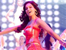 Bipasha's three hottest numbers
