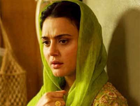 Preity on her toughest role: 'Videsh'