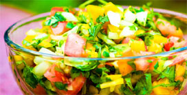 Recipe: Cabbage and Carrot Bhujia