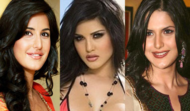 Porn star Sunny and Katrina look alike: Payal