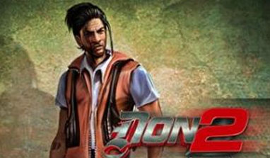 Don 2 Game Characters Lara Dutta And Priyanka Chopra Pics Don 2 Game