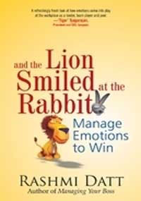 Rise and Shine: And the Lion Smiled at the Rabbit