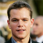 Matt Damon disappointed in President Obama