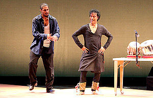 When Kathak and tap dance combine