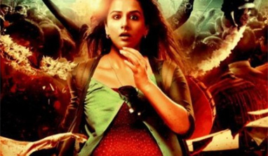 Vidya Balan gets into character of pregnant woman for 'Kahaani'