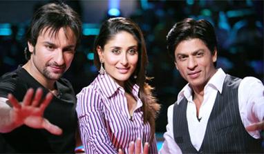 Shah Rukh Khan wishes newly weds Saif-Kareena 'happiest marriage bond'