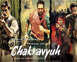 The cast of 'Chakravyuh' unravels its realities (Part 3)