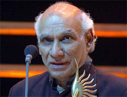 Yash Chopra dies at 80