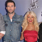 Adam Levine defends Christina Aguilera over weight criticism