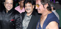 Shakti Kapoor's look at Pahlaj Nihalani`s party to tickle your funny bone!