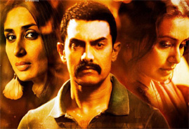 Electronic flavour rules `Talaash` soundtrack
