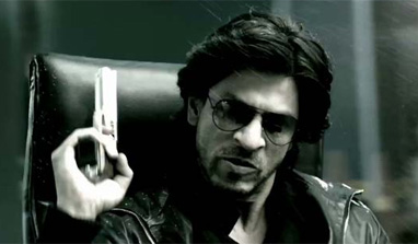 James Bond role on Shah Rukh Khan`s wish-list