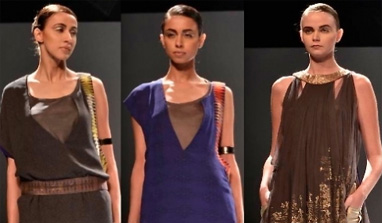 Wills Lifestyle India Fashion Week: An amalgam of dramatic Orient and mesmerising Central Asia!