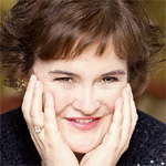Susan Boyle teams with Michael Crawford