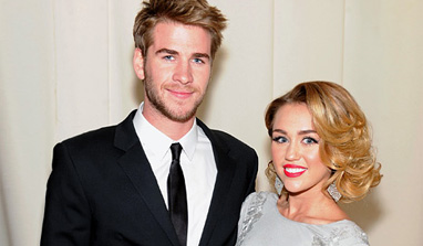 I am married in my heart, mind: Miley Cyrus