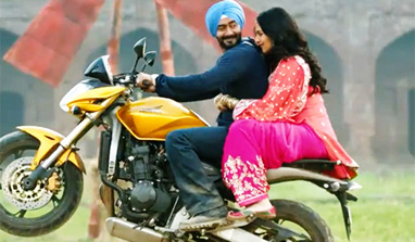 Son of Sardaar Review: A full-on masala entertainer!