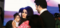 Aaradhya Bachchan gets a Mini Cooper on her first birthday!