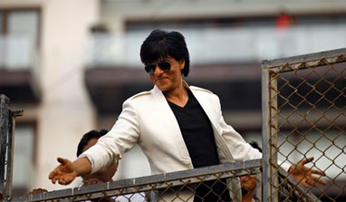 No Hollywood, no politics for Shah Rukh Khan