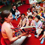 Story-telling festival for Delhi school kids