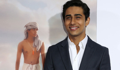 `Life of Pi` star Suraj Sharma takes college exam