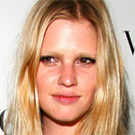 Lara Stone calls herself ``shy`` after stripping off in sultry shoot for ma