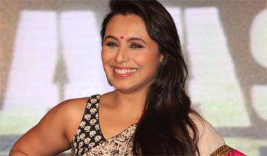I am still a learner in front of Aamir and SRK: Rani Mukerji