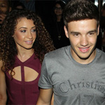 Liam Payne works on fitness for Leona Lewis
