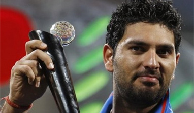 Yuvraj Singh to narrate stories of courage on `The Unbreakables`