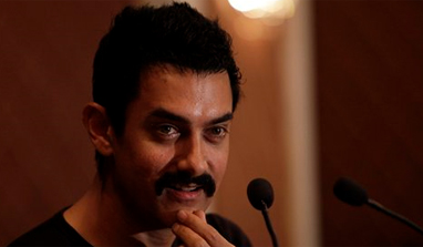 Today`s villains come from society not from script: Aamir Khan