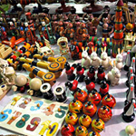 Local handicrafts need promotion, say Goan craftspersons