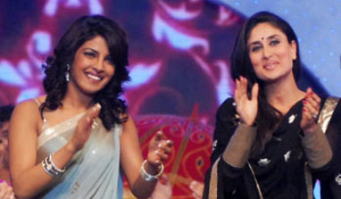 Was Priyanka upset over Kareena getting preferential treatment at an event?
