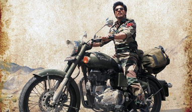 SRK on 'Jab Tak Hai Jaan': Hope it helps popularise armed forces