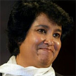 After Karnad, Taslima Nasreen slams Naipaul; calls him 'worthless dumbo'