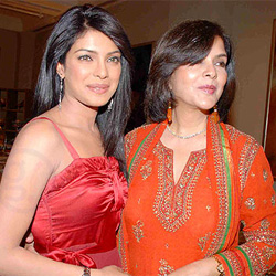 Priyanka Chopra inspiring as singer: Zeenat Aman