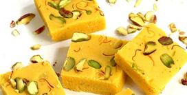 how to make besan ki barfi in hindi
