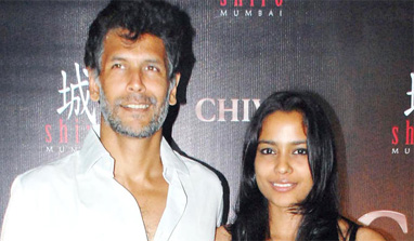 For Shahana Goswami, Milind Soman is `most adorable`