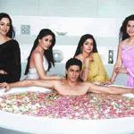 SRK, Katrina`s Lux moment