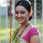 Disha Vakani does a Waheeda Rehman 