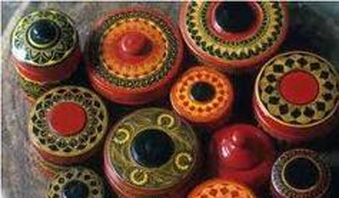Sri Lankan handicrafts on sale in New Delhi