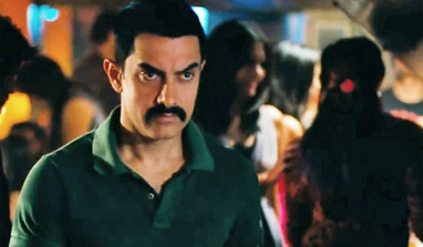 Aamir to start `Talaash` promotion post Diwali