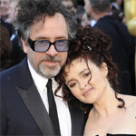 Helena Bonham Carter to marry Burton for kids