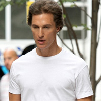 Mathew McConaughey sheds 18 kg for movie role