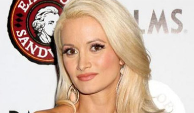 Holly Madison: Pregnancy is awkward