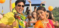 Akshay Kumar's 'Khiladi 786' rakes in the moolah at the Box Office