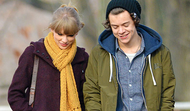 Harry Styles, Taylor Swift go dirty dancing