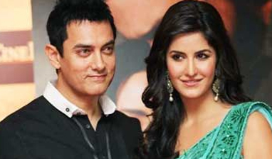 Aamir Khan stalls shoot to fulfil Katrina Kaif's wish